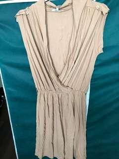 Etam wrap dress