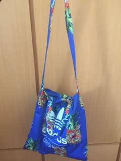 adidas bag /兩用袋