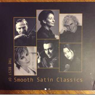 The Best Of Smooth Satin Classics ( 2 CD )
