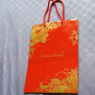 Paper Bag by Crabtree & Evelyn