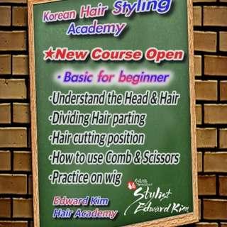 Hair training Academy