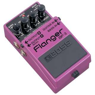 BOSS BF-3 Flanger Pedal (Like New)