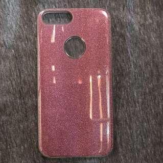 Iphone 7 Plus Pink Glitter Case