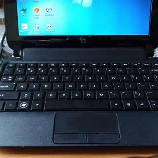 HP  手提電腦(有袋)