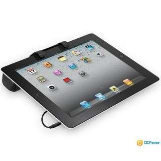 全新未開盒Logitech iPad平板電腦專用喇叭/ 電腦喇叭