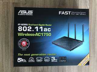 Brand new Asus dual-band wireless router