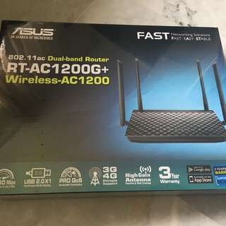 ASUS RT-AC 1200G+ Wireless AC1200