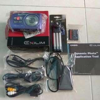 Casio Ex Z2000 Camera Purple