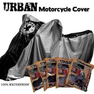 Cover motorcycle urban jumbo