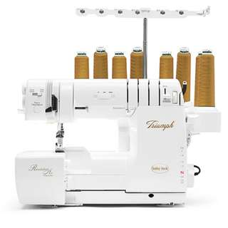 Babylock Gloria (Automatic Serger + Coverstitch + Auto-Needle Threading)