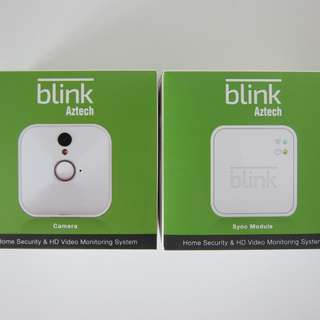 Aztech Blink Battery Operated IP Camera