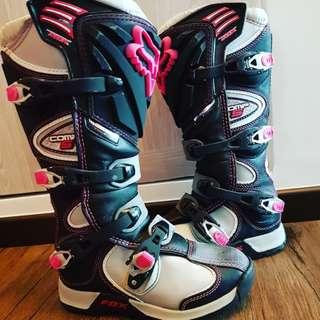 Fox Women Comp 5 Boots