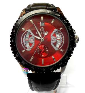精緻機械錶品牌Goer 全新 連精美包裝盒 適合送禮 性價比極高