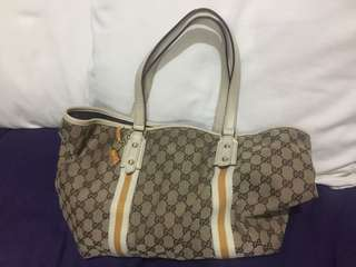 Authentic/Original Gucci Medium Tote Bag Preloved #123moveon