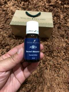 Sacred mountain young living essential oil