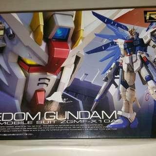 RG Freedom Gundam 高達