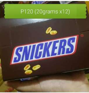 Snickers 20grams
