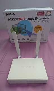 D-Link AC1200 Wireless Access Point / Range Extender ( DAP-1665)