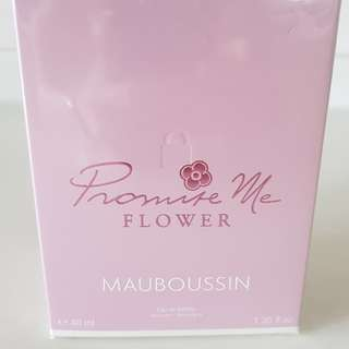 Promise me flower - Mauboussin