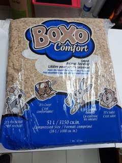 Boxo Paper Bedding 51L Large Size