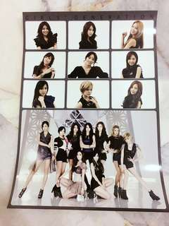 Girl's generation POSTER