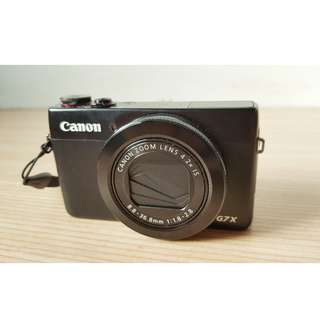 Canon PowerShot G7X  佳能數位相機  類單眼