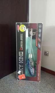 RC helicopter 34 inches long