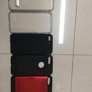 Iphone 7 plus/ 8 plus spigen bundle