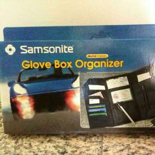 Bn Brand New Samsonite Travel Organizer