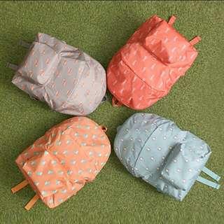 39×47cm Foldable Nylon Backpack