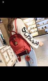 Maroon Red Bag