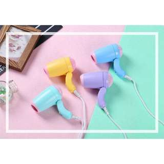 AT FASHION MINI HAIR DRYER