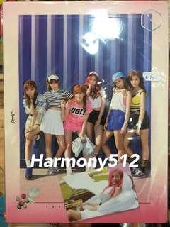 Apink Pink Memory CD+普美小卡+海報