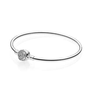 Pandora Bracelet - Disney, Moments Beauty & the Beast Bangle
