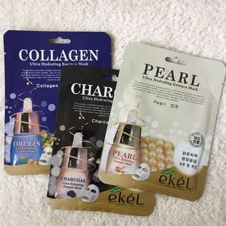 Ekel face mask bundle