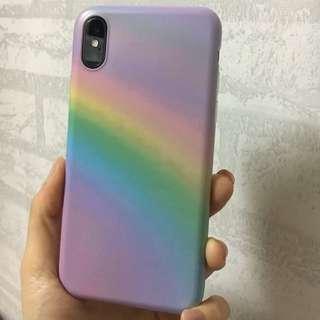 iPhone X 電話殼(軟)