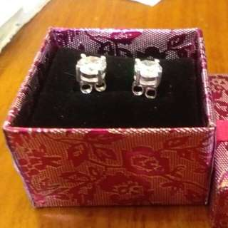 Earring silver 925 italy