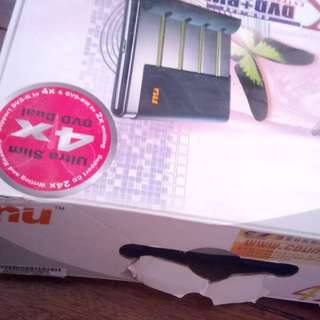 External DVD Rom for laptop
