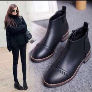 現貨🔴顯高氣質短靴#超取再七折