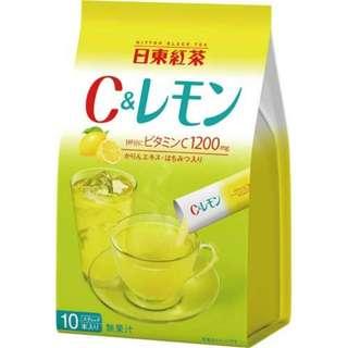 🚚 【現貨】日本日東紅茶-C+檸檬茶口味