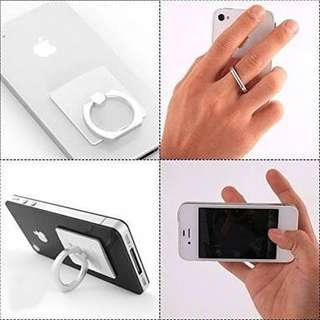 Ring holder/stand for cellphones (set of 10)