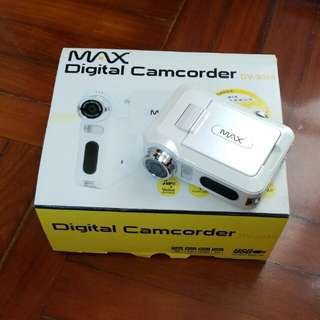 (代友放) Digitial camcorder 數碼攝像機