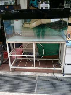 4 ft. Fish tank