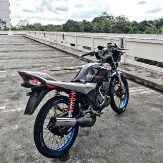 Want to swap rxz coverset (caty)