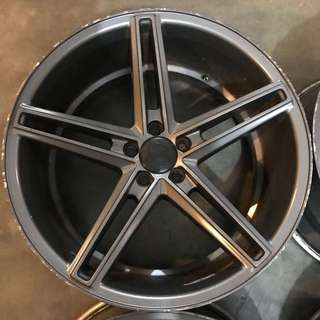 Rim Vossen CV5 18 inch camry accord civic