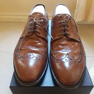 Italian made Brogue shoes