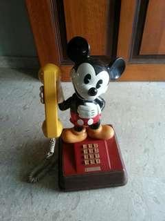 米老鼠电话筒