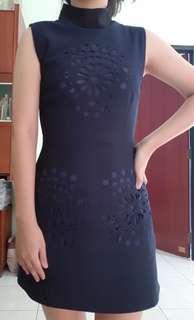 Spider set dress