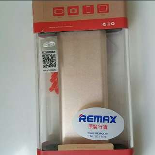 全新 100% new Remax 5500mAh power bank 外置充電器