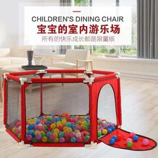 Babys playpen (balls not included)